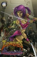 Zombies vs. Cheerleaders (2013 3 Finger Prints) Volume 2 1C