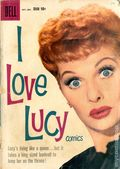 I Love Lucy (1954 Dell) 21