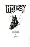 Hellboy Convention Sketchbook (2001) NN