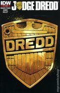 Judge Dredd (2012 IDW) 1E