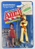 World of Annie Miniatures (1982 Knickerbocker Toys) ITEM#4