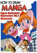 How to Draw Manga Super Deformed Characters SC (2004) 1-1ST