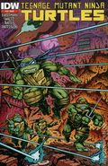 Teenage Mutant Ninja Turtles (2011 IDW) 18C