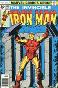 Iron Man (1968 1st Series) 35 Cent Variant 100