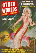 Other Worlds (1949-1953 Clark Publishing) Pulp 1st Series 1