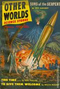 Other Worlds (1949-1953 Clark Publishing) Pulp 1st Series 2