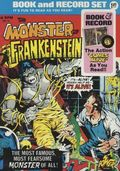 Monster of Frankenstein Book and Record Set (1974 Power Records) PR14-N