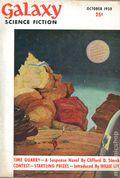 Galaxy Science Fiction (1950-1980 World/Galaxy/Universal) Vol. 1 #1