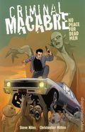 Criminal Macabre No Peace For Dead Men TPB (2013 Dark Horse) 1-1ST