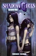 Shadowgirls: Season One HC (2013 Th3rd World Studios) 1-1ST