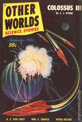 Other Worlds (1949-1953 Clark Publishing) Pulp 1st Series 6