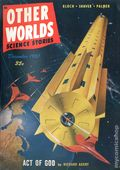 Other Worlds (1949-1953 Clark Publishing) Pulp 1st Series 15