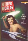 Other Worlds (1949-1953 Clark Publishing) Pulp 1st Series 22