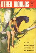 Other Worlds (1949-1953 Clark Publishing) Pulp 1st Series 25