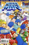 Mega Man (2011 Archie) 25A