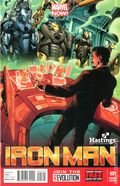 Iron Man (2012 5th Series) 1HAS