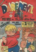 Daredevil Comics (1951 Lev Gleason/Pemberton's) UK Edition 1