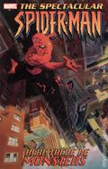 Spectacular Spider-Man TPB (2003-2005 Marvel) By Paul Jenkins and Samm Barnes 3-1ST
