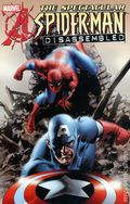 Spectacular Spider-Man TPB (2003-2005 Marvel) By Paul Jenkins and Samm Barnes 4-1ST