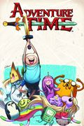 Adventure Time TPB (2012-Present KaBoom) 3-1ST
