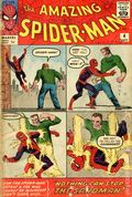 Amazing Spider-Man (1963 1st Series) UK Edition 4UK
