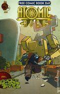 Atomic Robo (2008) FCBD 2013