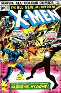 Uncanny X-Men (1963 1st Series) UK Edition 97UK