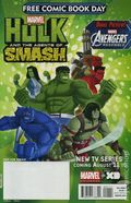 Hulk and the Agents of S.M.A.S.H. Avengers Assemble (2013 Marvel) FCBD 0
