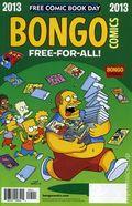 Bongo Comics Free-For-All (2005 Bongo Comics) FCBD 2013