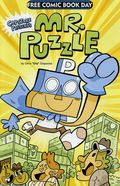 Capstone Presents Mr Puzzle (2013) FCBD 0