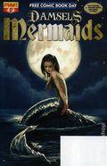 Damsels Mermaids (2013 Dynamite) FCBD 0