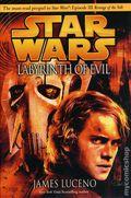 Star Wars Labyrinth of Evil HC (2005 A Del Rey Novel) 1A-REP