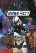 Star Wars Boba Fett SC (2003-2004 Scholastic) A Clone Wars Novel 2-1ST