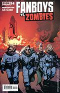 Fanboys vs. Zombies (2012 Boom) 14