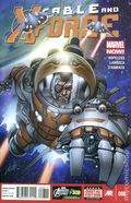 Cable and X-Force (2012) 8A