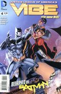 Justice League of America's Vibe (2013) 4A