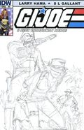 GI Joe Real American Hero (2010 IDW) 190RI