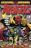 Avengers Kree/Skrull War TPB (2000 Marvel) 1st Edition 1-1ST