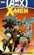 Wolverine and the X-Men TPB (2012-2014 Marvel) By Jason Aaron 4-1ST
