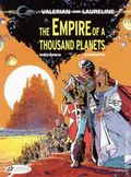 Valerian and Laureline GN (2010-Present Cinebook) By Mezieres and Christen 2-1ST