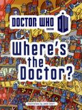 Doctor Who Where's the Doctor? SC (2011 BBC) 1-1ST
