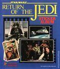 Star Wars Return of the Jedi Sticker Album (1983 Panini) NN