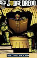 Judge Dredd Classics (2013 IDW) FCBD 0