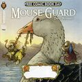 Mouse Guard Rust (2013 Archaia) FCBD 0