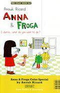 Anna & Froga / Pippi Longstocking Color Special (2013) FCBD 0