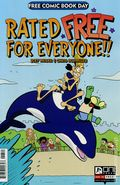 Rated Free for Everyone (2013) FCBD 0