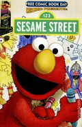 Sesame Street Strawberry Shortcake (2013 Ape) FCBD 0