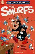 Smurfs (2013 Papercutz) FCBD 0