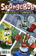 SpongeBob Freestyle Funnies (2013) FCBD 2013