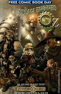 Steam Engines of Oz (2013 Arcana) FCBD 1